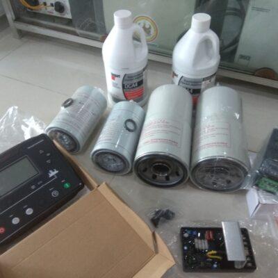 Vật tư - phụ tùng phin lọc cho máy phát điện