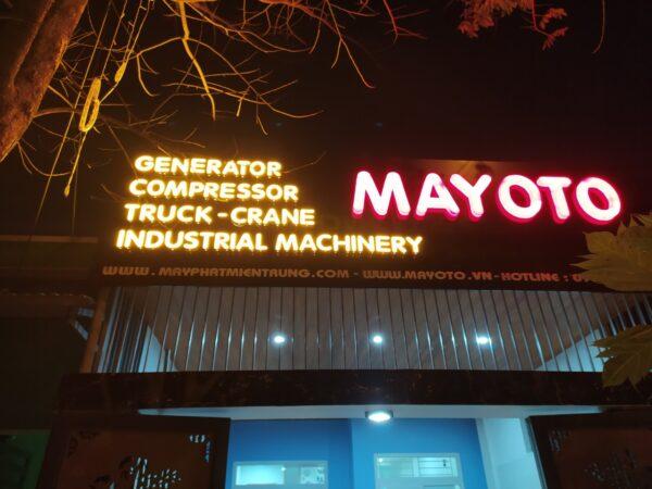 Máy phát điện Mayoto tại Đà Nẵng