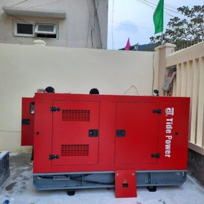 Máy phát điện 100kVA Cummins China