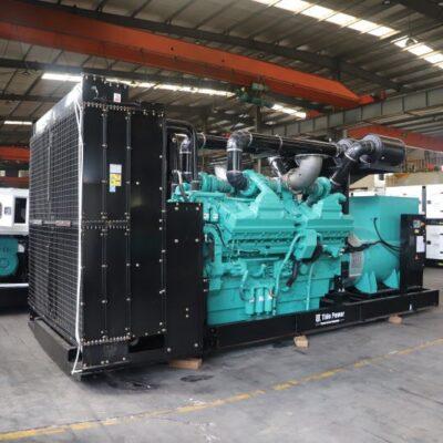 Tổ máy phát điện Cummins 2000kVA - Tide Power